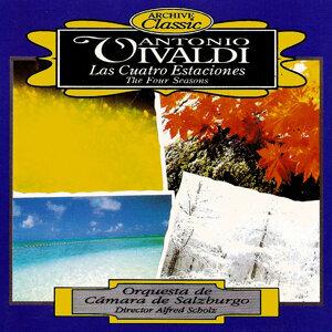 Orquesta de Cámara de Salzburgo, Antonio Vivaldi 歌手頭像
