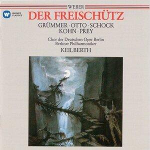 Rudolf Schock/Elisabeth Grümmer /Lisa Otto/Karl Christian Kohn/Hermann Prey/Gottlob Frick/Chor der Deutschen Oper Berlin/Berliner Philharmoniker/Joseph Keilberth 歌手頭像