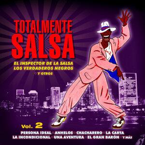 """El Inspector De La Salsa / Hjalmar """" El Mayor"""" Y Su Orquesta / Los Verdaderos Negros 歌手頭像"""
