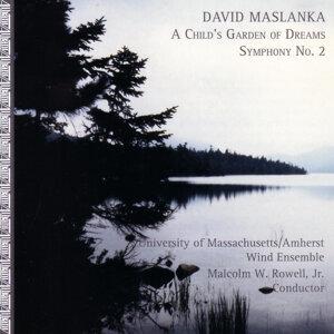 University of Massachusetts/Amherst Wind Ensemble, Malcolm Rowell 歌手頭像
