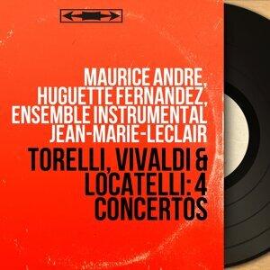 Maurice André, Huguette Fernandez, Ensemble instrumental Jean-Marie-Leclair 歌手頭像