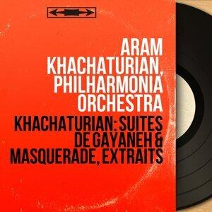 Aram Khachaturian, Philharmonia Orchestra 歌手頭像