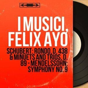 I Musici, Felix Ayo 歌手頭像