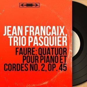Jean Françaix, Trio Pasquier, Jean Pasquier, Pierre Pasquier, Étienne Pasquier 歌手頭像