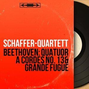 Schäffer-Quartett, Kurt Schäffer, Franzjosef Maier, Franz Beyer, Kurt Herzbruch 歌手頭像