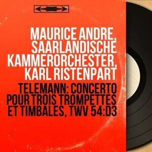 Maurice André, Saarländische Kammerorchester, Karl Ristenpart 歌手頭像
