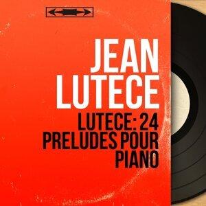 Jean Lutèce 歌手頭像