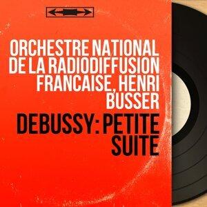 Orchestre national de la Radiodiffusion française, Henri Büsser 歌手頭像