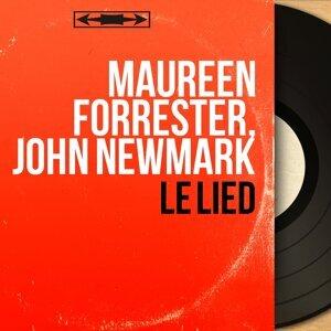 Maureen Forrester, John Newmark 歌手頭像