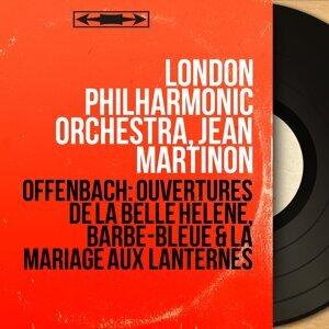 London Philharmonic Orchestra, Jean Martinon 歌手頭像