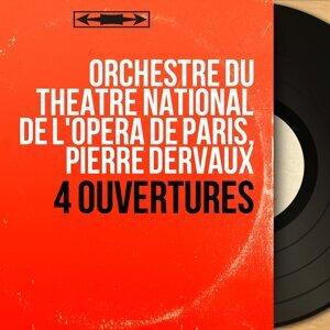Orchestre du Théâtre national de l'Opéra de Paris, Pierre Dervaux 歌手頭像