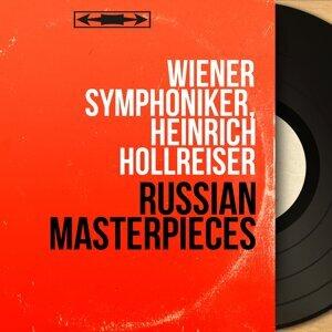 Wiener Symphoniker, Heinrich Hollreiser 歌手頭像