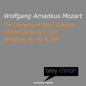 Joze Ostranc, Alberto Lizzio, Mozart Festival Orchestra 歌手頭像