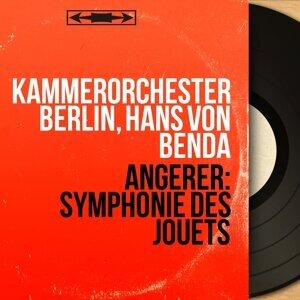 Kammerorchester Berlin, Hans von Benda 歌手頭像