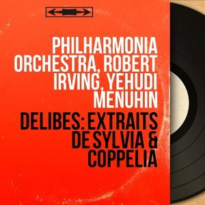 Philharmonia Orchestra, Robert Irving, Yehudi Menuhin 歌手頭像