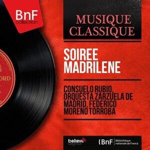 Consuelo Rubio, Orquesta Zarzuela de Madrid, Federico Moreno Torroba 歌手頭像