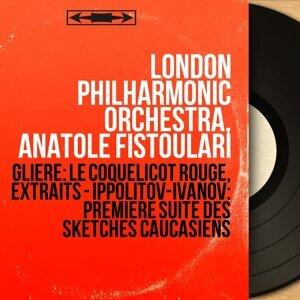 London Philharmonic Orchestra, Anatole Fistoulari 歌手頭像