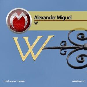 Alexander Miguel 歌手頭像