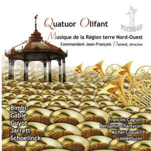 Quatuor Olifant & Commandant Jean-François Durand 歌手頭像