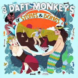 3 Daft Monkeys 歌手頭像