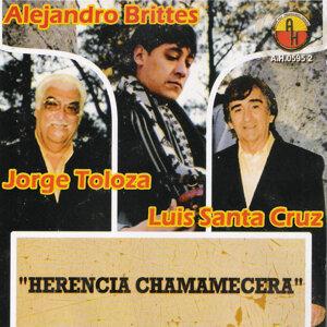 Alejandro Brittes, Jorge Toloza, Luis Santa Cruz 歌手頭像