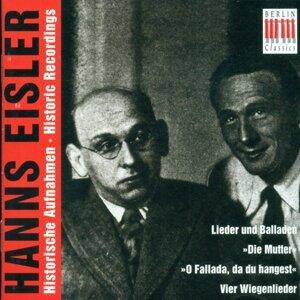 Ernst Busch 歌手頭像