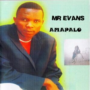 Mr Evans 歌手頭像