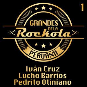 Iván Cruz, Lucho Barrios, Pedrito Otiniano 歌手頭像