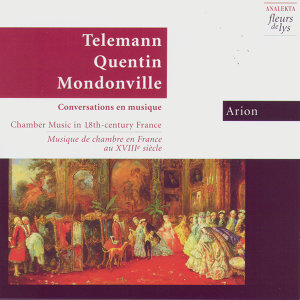 Arion With Telemann, Quentin & Mondonville 歌手頭像
