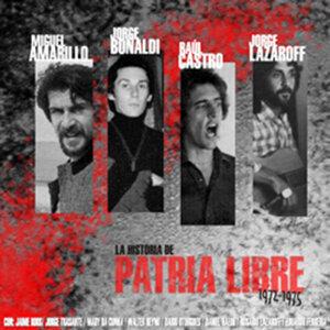 Patria Libre 歌手頭像
