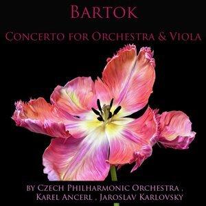 Karel Ančerl, Czech Philharmonic Orchestra