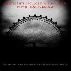 William Kapell, Dimitri Mitropoulos, New York Philharmonic Orchestra 歌手頭像