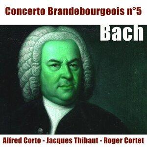 Jacques Thibaud, Alfred Cortot, Orchestre de l'Ecole Normande de Musique de Paris 歌手頭像