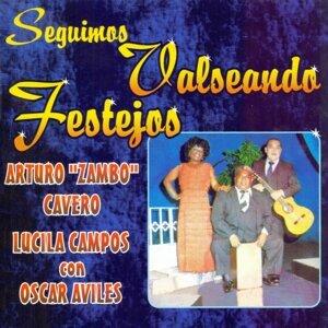 Arturo Zambo Cavero, Lucila Campos, Oscar Aviles 歌手頭像