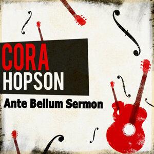 Cora Hopson 歌手頭像
