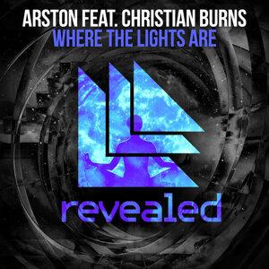 Arston featuring Christian Burns 歌手頭像