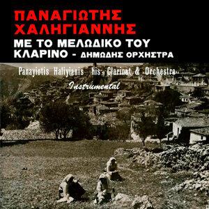 Panayiotis Haliyannis 歌手頭像