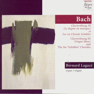 Bernard Lagacé: Organ/Orgue (Bach) 歌手頭像