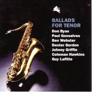 Ballads For Tenor Sax アーティスト写真