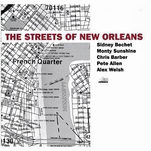 The Streets Of New Orleans アーティスト写真