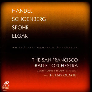 The San Francisco Ballet Orchestra