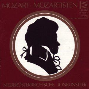 Blaserensemble des Niederosterreichischen Tonkunstlerorchesters, Franz Haselbock, Alfred Hertel, Elisabeth S 歌手頭像