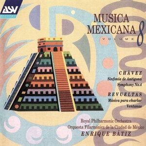 Enrique Bátiz, Royal Philharmonic Orchestra, Orquesta Filarmónica de la Ciudad de México 歌手頭像