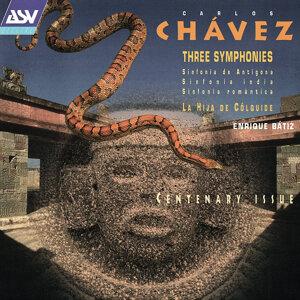 Royal Philharmonic Orchestra, The State of Mexico Symphony Orchestra, Orquesta Filarmónica de la Ciudad de México, Enrique Bátiz 歌手頭像