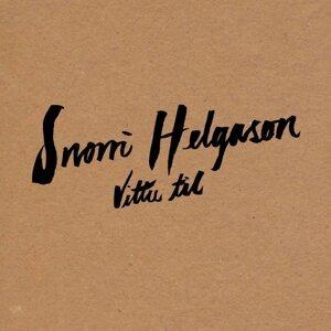 Snorri Helgason 歌手頭像