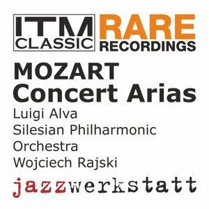Luigi Alva, Wojciech Rajski, Silesian Philharmonic Orchestra 歌手頭像