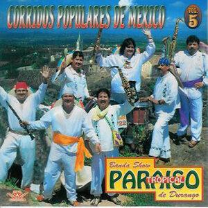 Paraiso Tropical de Durango 歌手頭像