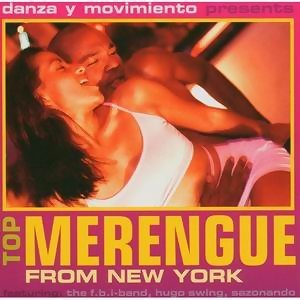 Top Merengue from New York 歌手頭像