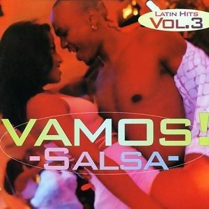 Vamos! Vol.3: Salsa 歌手頭像