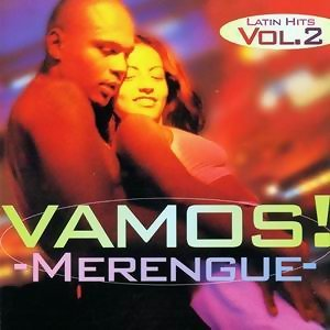 Vamos! Vol.2: Merengue 歌手頭像